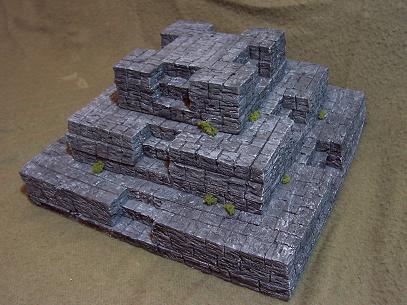 Terrain Workshop Building A Ziggurat