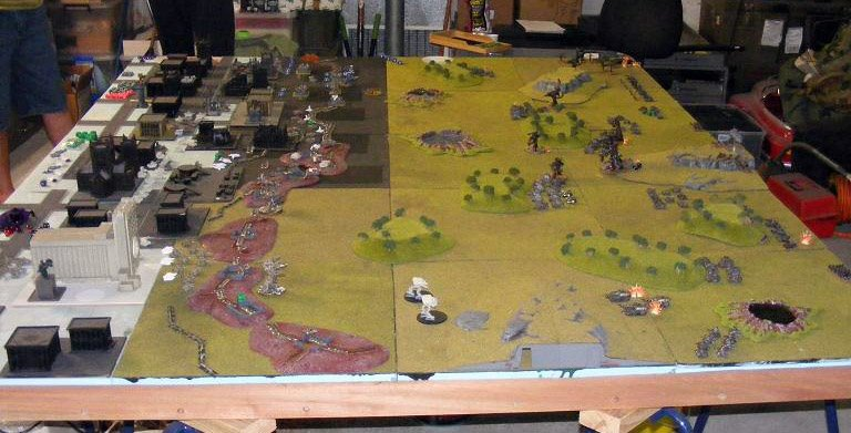 EPIC Battle Report: Epic Epic 16,000 Point Game - Bell of