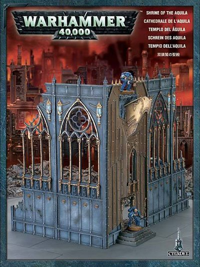 40k News Shrine Of The Aquila And More Bell Of Lost Souls