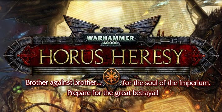 Ffg News Horus Heresy Board Game Announced Bell Of Lost Souls