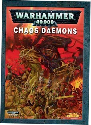 CodexChaosDaemons