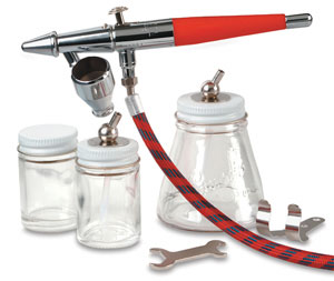 Paasche Model VL Double Action Airbrush