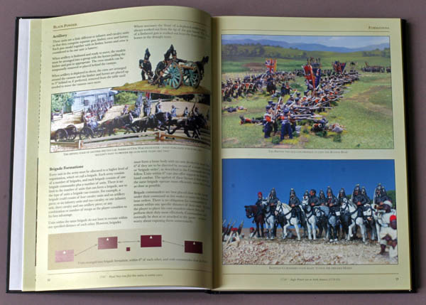 Warlord: Black Powder Rulebook Review - Bell of Lost Souls