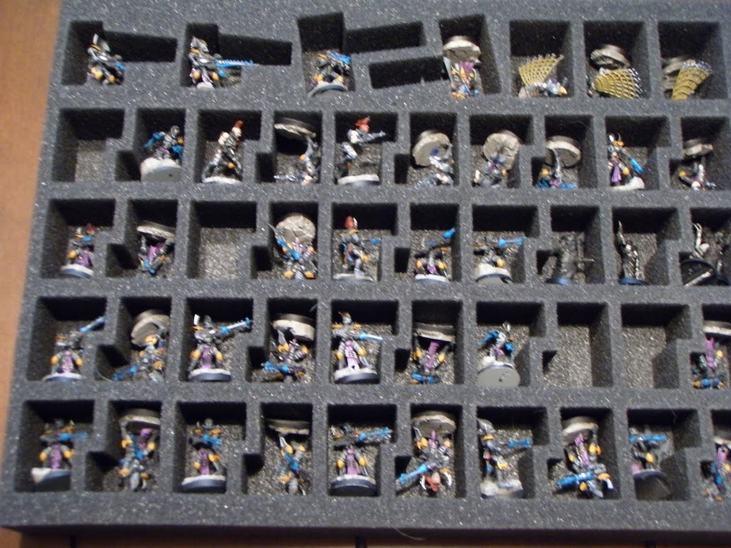 Review Battlefoam Dark Eldar Trays Bell Of Lost Souls Battle foam general baggy's birthday sale going on now! bell of lost souls