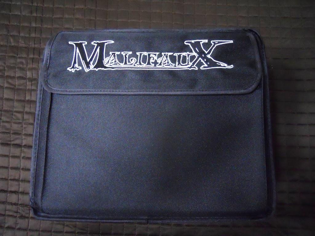 Malifaux Battlefoam Bag Review Bell Of Lost Souls Warhammer battlefoam rolling bag spear bag with some foam mobile storage. bell of lost souls