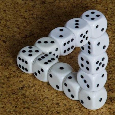 dice-illusion