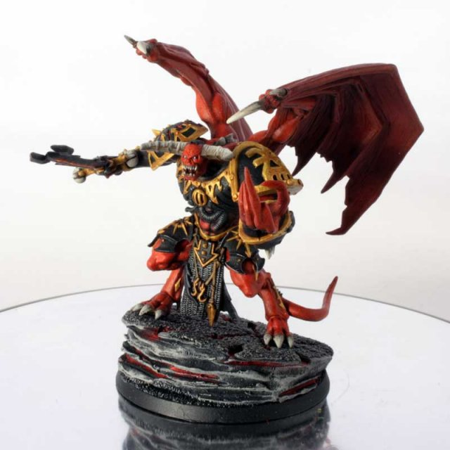 Daemon Prince Tactics Daemon Prince by Epic Duck