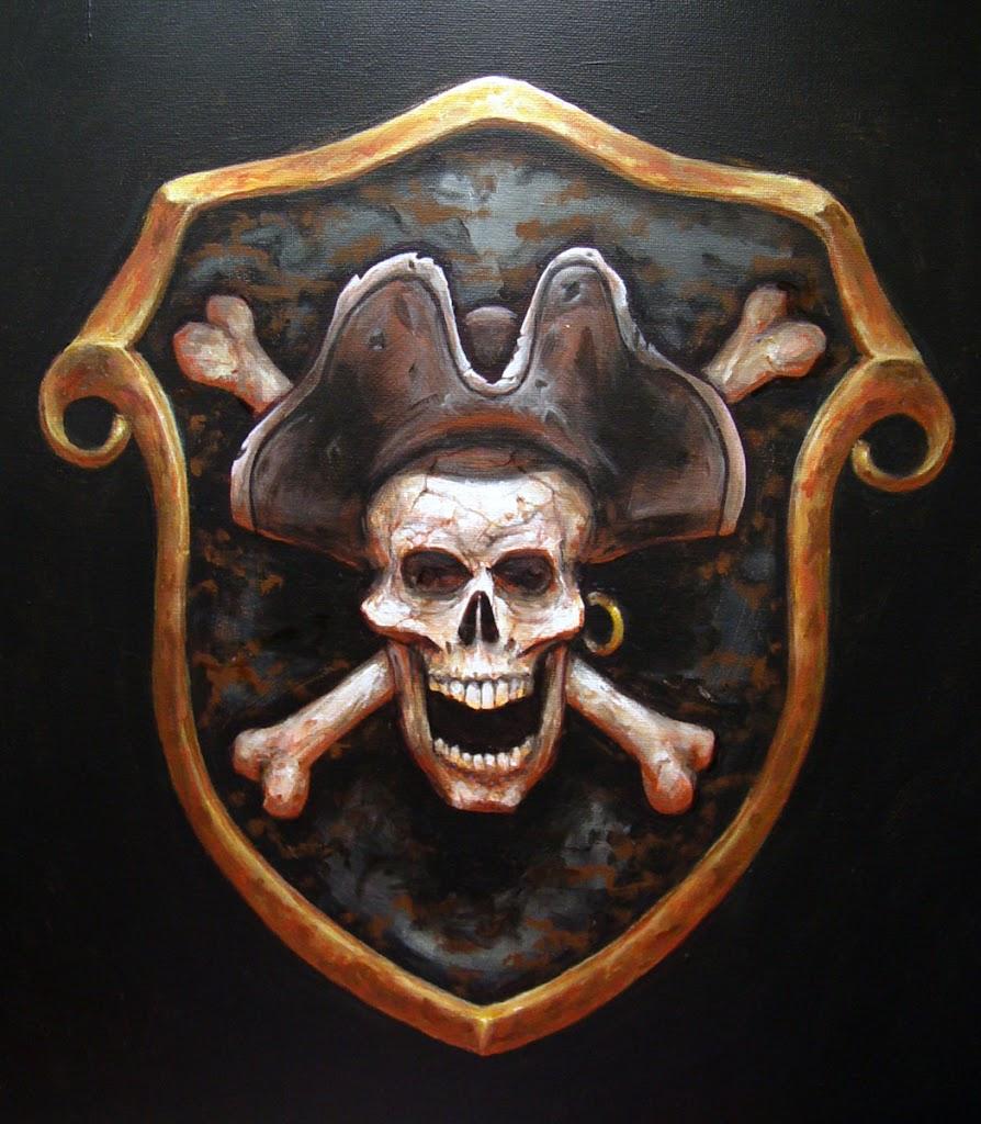 Пиратские символы фото