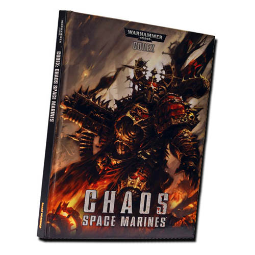 Codex pdf 40k warhammer edition marines space chaos 6th