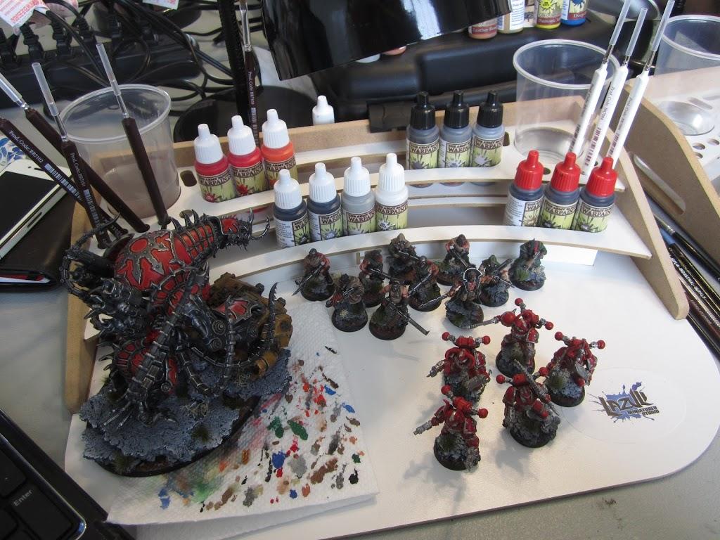 Hobby Zone Paint Station