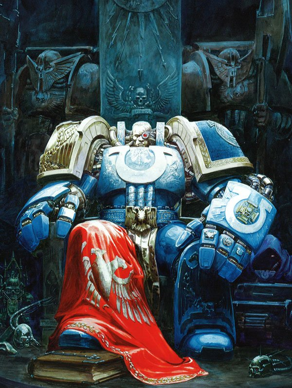 Codex Space Marines: The Fat Lady is Singing - Bell of
