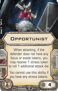 XW-opportunist
