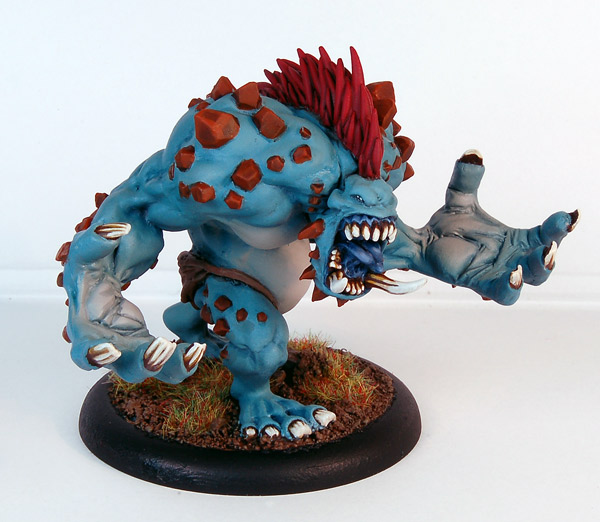 Hey Guys Today We Take A Look At How To Paint Trollblood Aka Blue Skin Easy And Effectively It Works On Tau Or Anything As Well