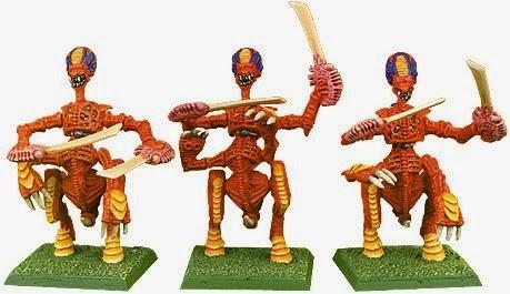 TyranidWarriors