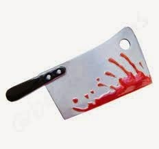 bloody-cleaver