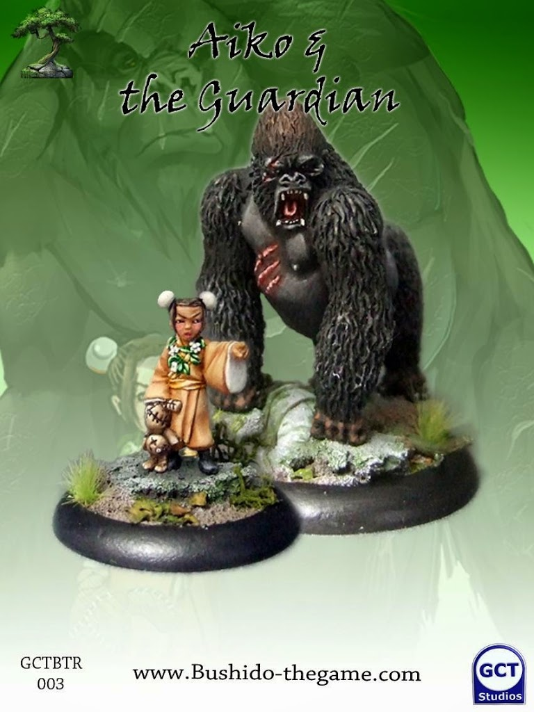 http://www.bushido-thegame.com/catalog/aiko-and-gorilla