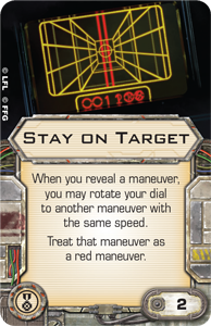 Stay-on-target