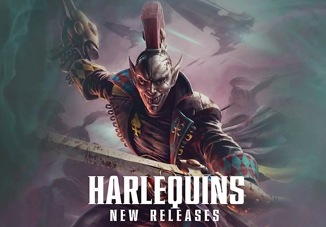 harlequins-new-releases
