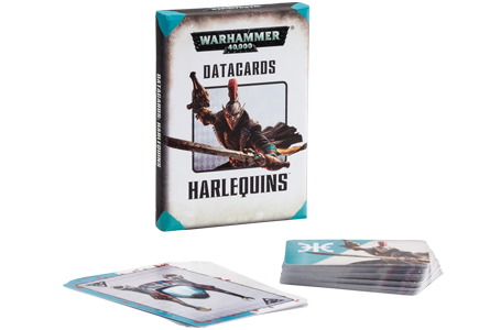 HarlequinDatacards