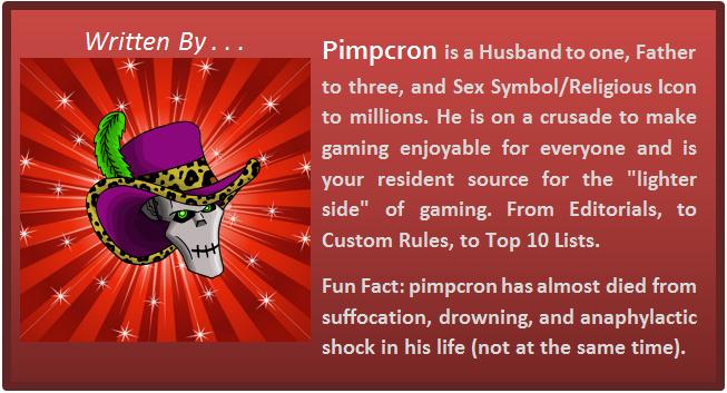 Pimpcron Signature