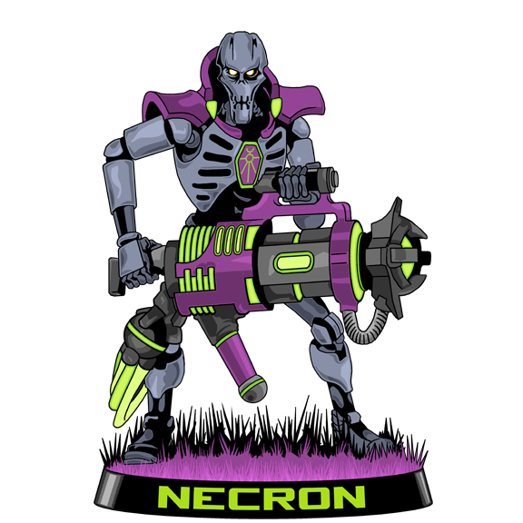 2015-Necron Avatar