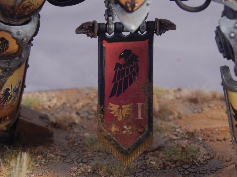 Titan banner front