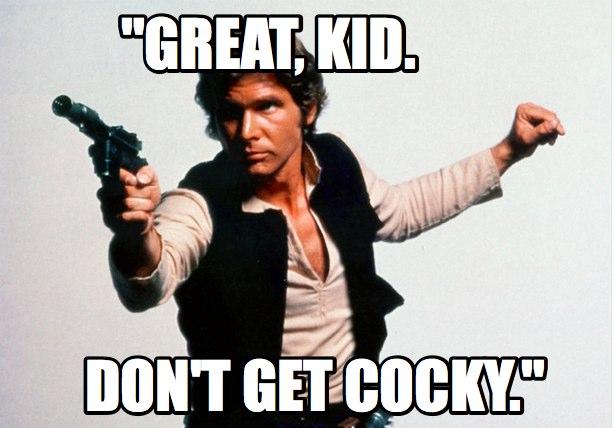 Han Solo Kid
