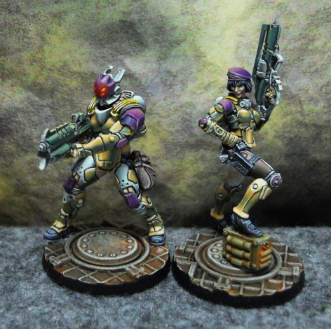 Infinity PanO Bullets