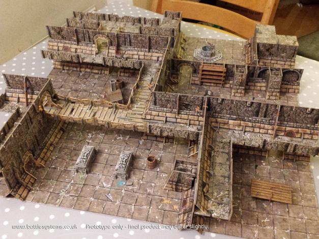 Multi-level-Dungeon