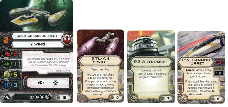 Rebel Ion Y-Wing
