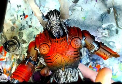 kenny Chaos Knight Titan 1