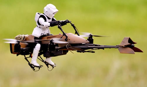 youtube-drone-bike