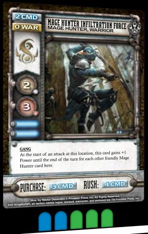 Mage Hunter Infiltration Force