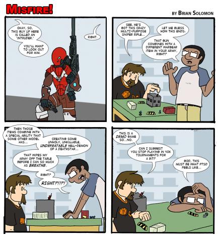 Misfire Comics #32