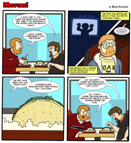 Misfire Comics #35