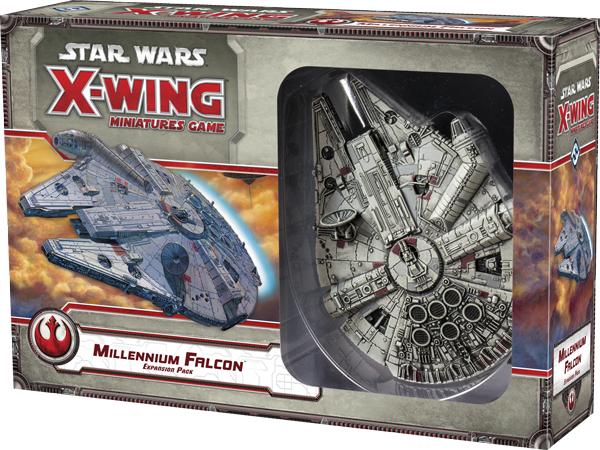 Millennium Falcon Box