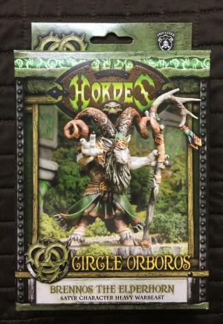 000 Hordes Circle Brennos the Elderhorn