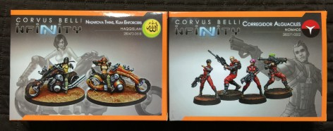 000b Infinity April 2015 Releases