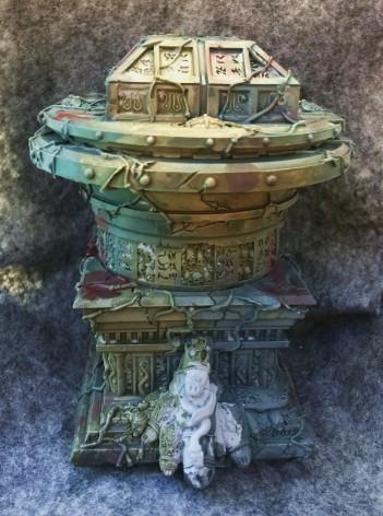 001 Hordes Minions Sacral Vault Paint