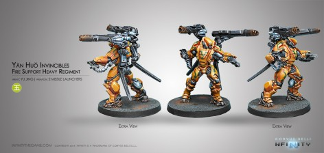 001 Infinity March 2015 Releases