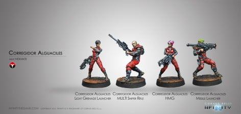 001b Infinity April 2015 Releases
