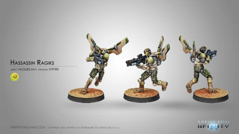 004 Infinity March 2015 Releases
