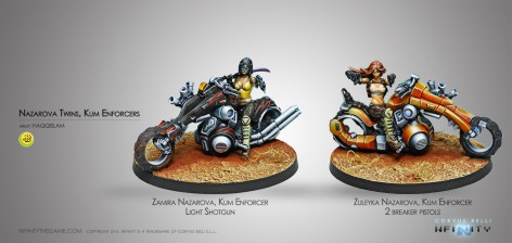 008b Infinity April 2015 Releases