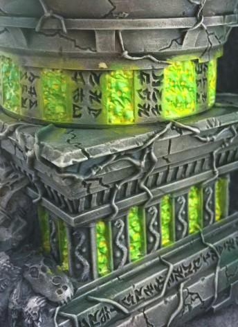 009 Hordes Minions Sacral Vault Paint