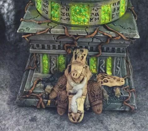 012 Hordes Minions Sacral Vault Paint