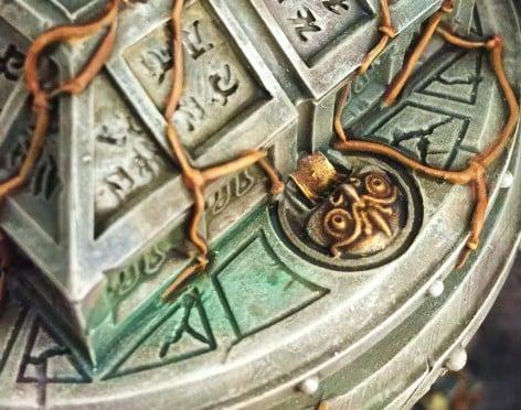 018 Hordes Minions Sacral Vault Paint
