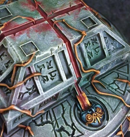 020 Hordes Minions Sacral Vault Paint