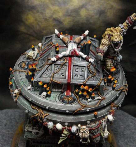 048 Hordes Minions Sacral  Vault Paint