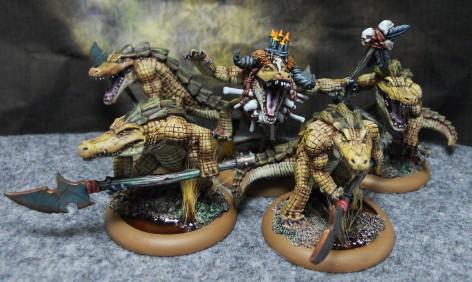 049 Hordes Minion Gatormen