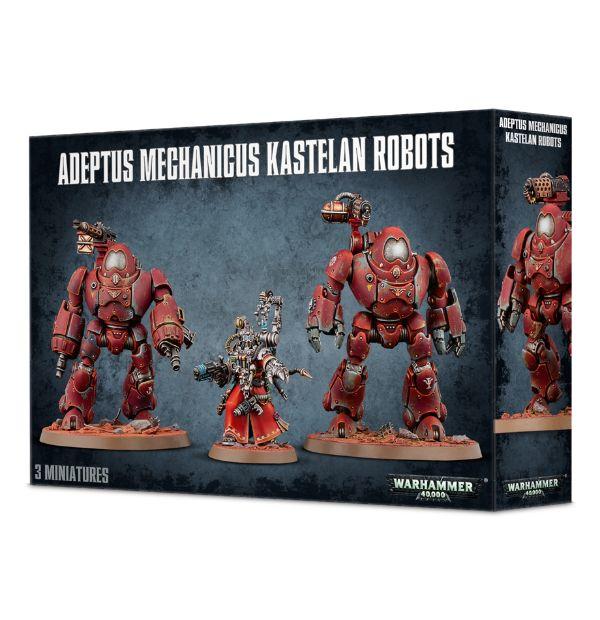 AdMechKastelanRobots
